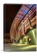 The Sage at Gateshead, Canvas Print