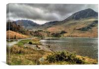 Buttermere, Canvas Print