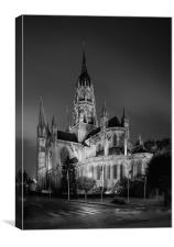 BAYEUX CATHEDRAL,FRANCE, Canvas Print