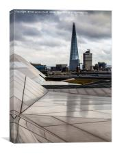 The Shard....., Canvas Print