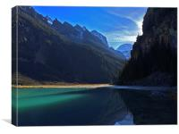 Lake Louise, Canada, Canvas Print