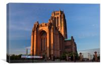 LIVERPOOL ANGLICAN CATHEDRAL NORTH FRONT