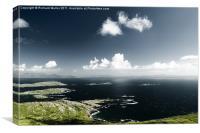Kerry Coast, Canvas Print