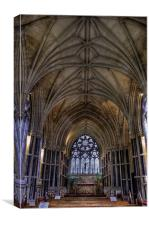 Inside the gothic