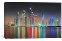 This Is Dubai, Canvas Print