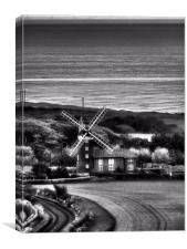 weyborne windmill                             , Canvas Print