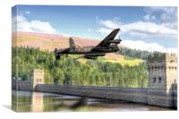 Dambusters Remembered, Canvas Print