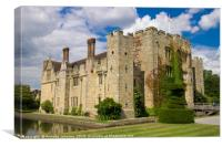 Hever Castle #1, Canvas Print