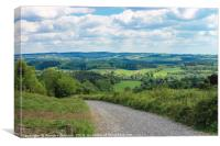 The Great British Countryside #1, Canvas Print