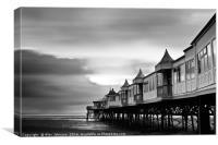 St Annes Pier 2, Canvas Print