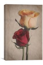 Elegance, Canvas Print