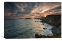 Marloes Sands, Canvas Print