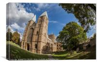 Southall Minster, Canvas Print