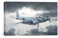 de Havilland Mosquito Bomber   2/3, Canvas Print