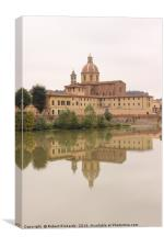 Holy Reflections, Canvas Print