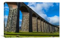 The Ribblehead Viaduct, Canvas Print