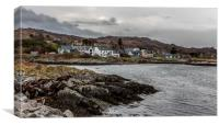 Arisaig, Road to the Isles, Canvas Print