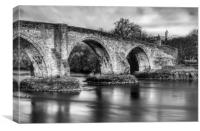 Stirling Bridge , Canvas Print