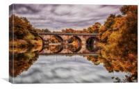 Bothwell Bridge, Canvas Print