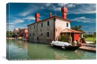 Torcello, Venice, Canvas Print
