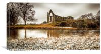 Bolton Abbey, Yorkshire, Canvas Print