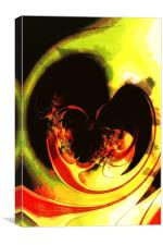 Embryo, Canvas Print