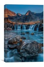 The Fairy Pools #2, Canvas Print