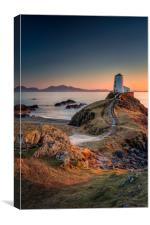 To the Lighthouse, Canvas Print
