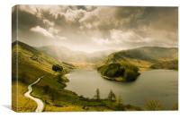 Haweswater., Canvas Print
