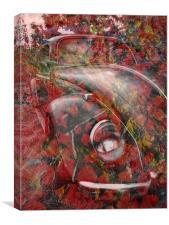 Joyride , Canvas Print