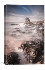 Coastline , Canvas Print
