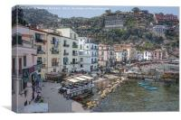 Sorrento, Italy, Canvas Print