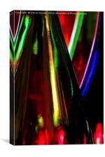 Spectrum, Canvas Print