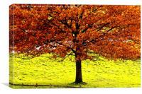 The Tree , Canvas Print