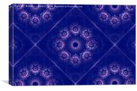 fractal pattern, Canvas Print