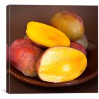 Mango , Canvas Print