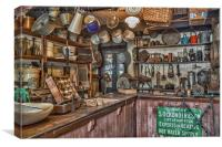 General Store., Canvas Print