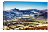 Sugar Loaf, Canvas Print