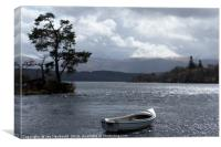 Loch Arkaig, Canvas Print