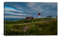 Portland Bill, Canvas Print