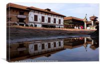 Beautiful Bhaktapur, Canvas Print