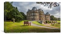The Bowes Museum, Canvas Print
