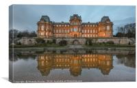 The Bowes Museum , Canvas Print