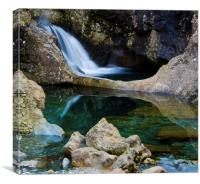 The Fairy Pools, Canvas Print