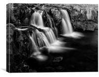 Kirkjufell Falls, Canvas Print