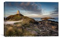 Llanddwyn Island, Isle of Anglesey, Canvas Print