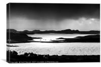 The Summer Isles, North West Scotland, Canvas Print