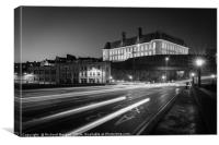 Carmarthenshire County Hall., Canvas Print