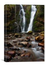 Posforth Ghyll, Bolton Abbey, Yorkshire Dales, Canvas Print