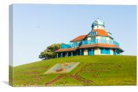 Fleetwood mount pavilion, Canvas Print